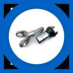 Ремонт карданных валов. Замена подвесного и шлицевых соединений.